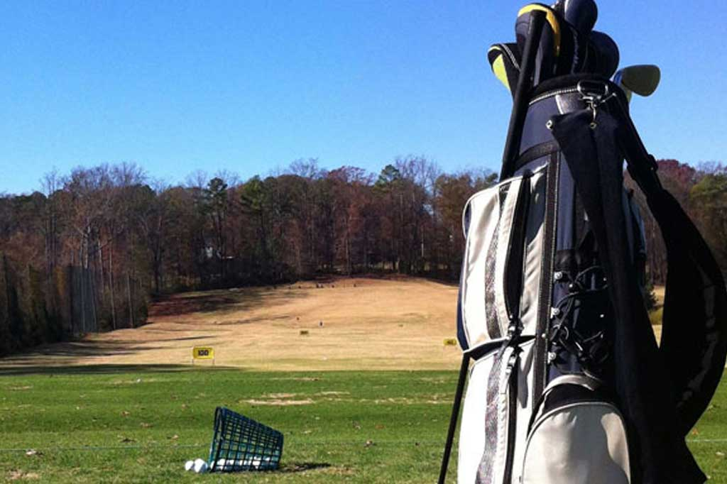 driving range in midtown atlanta